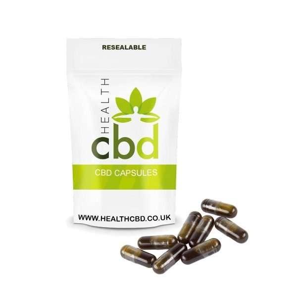 health cbd hard gel capsules