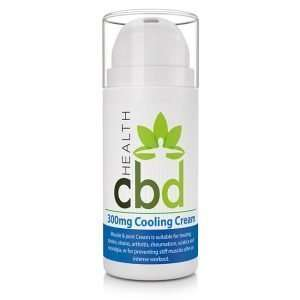 health cbd cooling cream