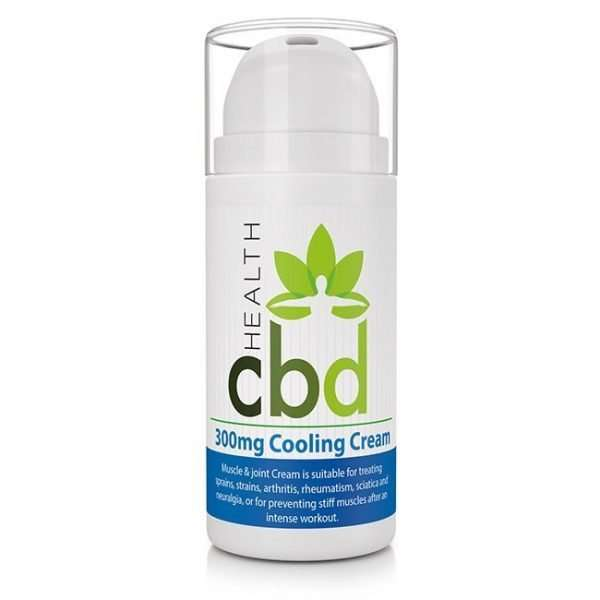 health cbd cooling cream