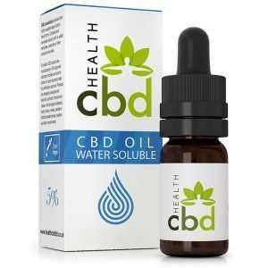 water soluble cbd front