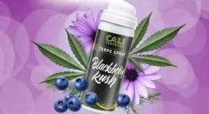 Blackberry Kush Terpene Spray