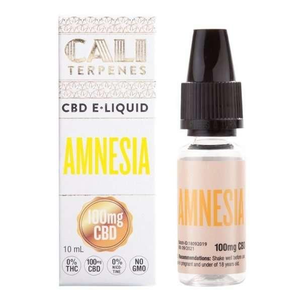 Amnesia 100mg Eliquid 10ml