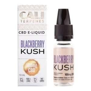 Blackberry Kush 100mg CBD E-Liquid