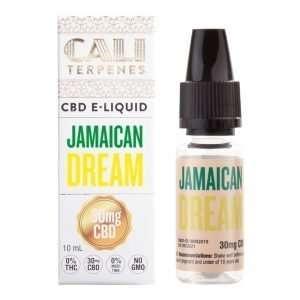Jamaican dream 30mg 10ml eliquid