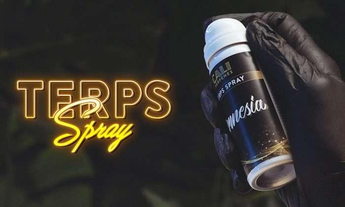 Cali Terpene Spray Banner